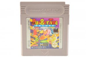 Burger Time Deluxe (cart) - Gameboy