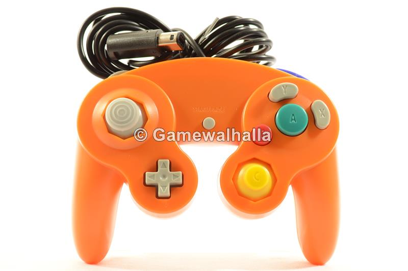 Gamecube Manette Orange (neuf) - Gamecube