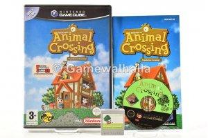 Animal Crossing + Memory Card - Gamecube