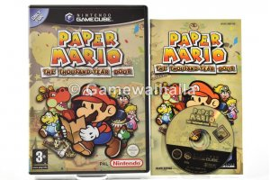 Paper Mario The Thousand-Year Door - Gamecube