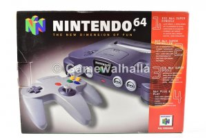 Nintendo 64 Console (boxed) - Nintendo 64