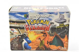 Pokémon Stadium (boxed) - Nintendo 64