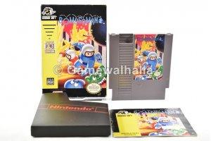 Bomberman II (NTSC - cib) - Nes