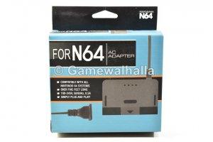 Power Supply | AC Adapter (new) - Nintendo 64