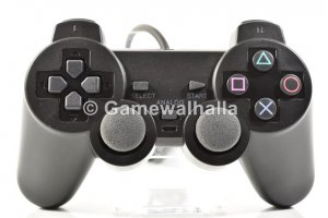 PS1 Controller Wired Black (new) - PS1
