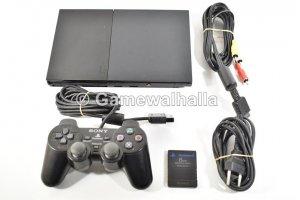 PS2 Console Slim Zwart - PS2