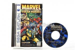 Marvel Super Heroes (ntsc) - Sega Saturn