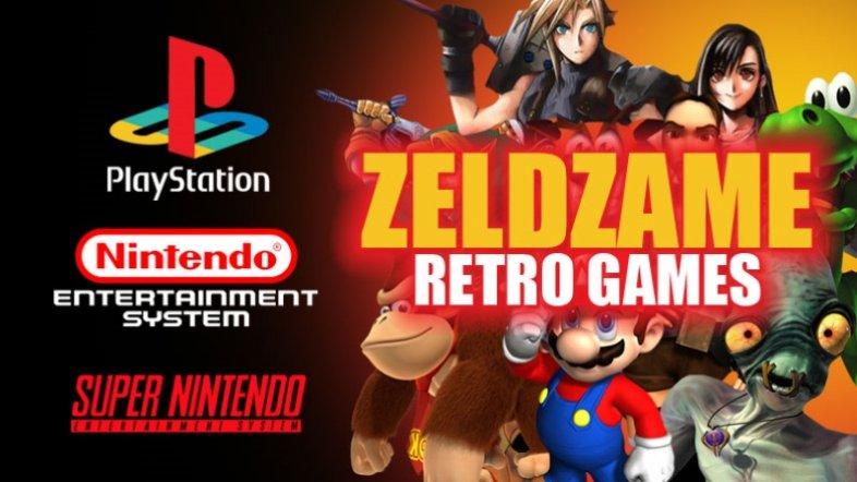 Zeldzame Retro Games
