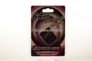 Gamecube Carte Mémoire 64 MB (neuf) - Gamecube
