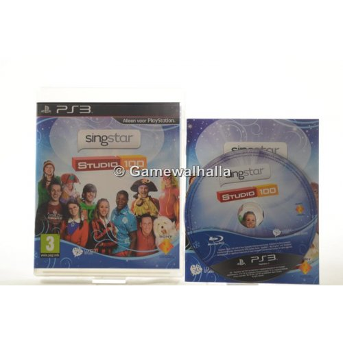 Singstar Studio 100 - PS3