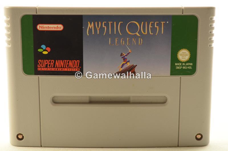 Mystic Quest Legend (cart) - Snes